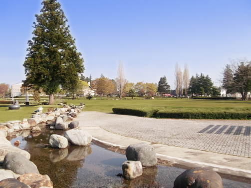 にしなすの公園